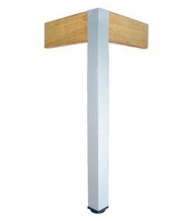 Πόδι τραπεζιού για Τραβέρσα 5x5cm