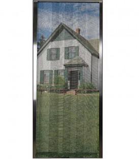 Σίτα Πόρτας Κουρτίνα 4 φύλλων 220x95cm