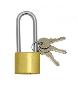 Λουκέτο Μακρύλαιμο 58mm με Κλειδί