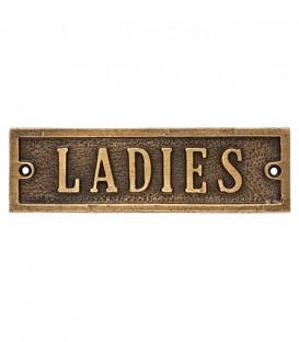 Ένδειξη WC Ladies No 457