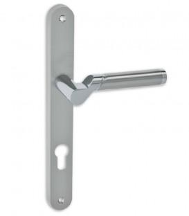Πόμολο Πόρτας Αλουμινίου No 117KP