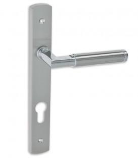 Πόμολο Πόρτας Αλουμινίου No 118KP