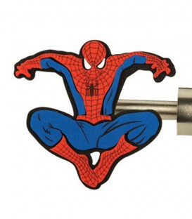 Κουρτινόβεργα B4 Spiderman - Φ25