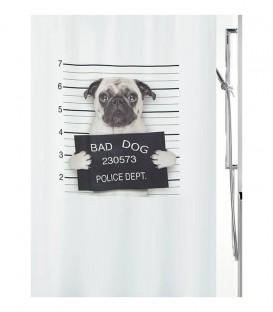Κουρτίνα Μπάνιου Bad Dog