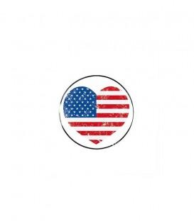Τάπα Νιπτήρα USA Heart