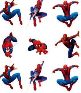 Ρόλλερ Σκίασης Παιδικό Spiderman 615-2
