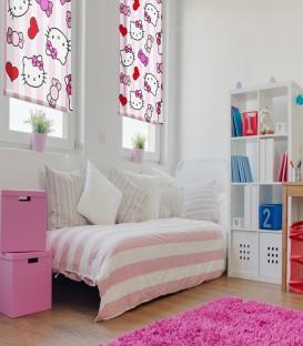 Ρόλλερ Σκίασης Παιδικό Hello Kitty 395