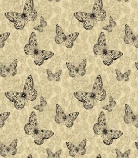 Ρόλλερ Σκίασης Vintage Πεταλούδες 100