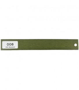 Ξύλινο Στορ No 008 Πράσινο 25mm