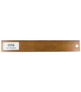 Ξύλινο Στορ No 006 Ανιγκρέ 25mm