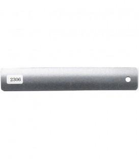 Στορ Αλουμινίου No 2306 Ασημί Πέρλα 25mm