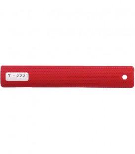 Στορ Αλουμινίου No T-2221 Κόκκινο 25mm