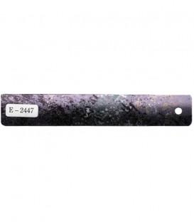 Στορ Αλουμινίου No E-2444 Μωβ 25mm