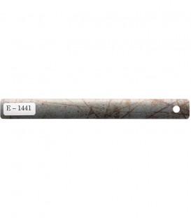 Στορ Αλουμινίου No E-1441 Σκουριά 16mm