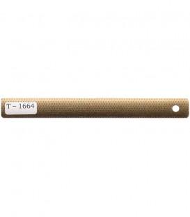 Στορ Αλουμινίου No E-1664 Χρυσό 16mm