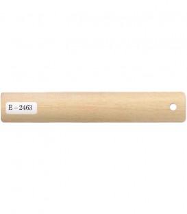 Στορ Αλουμινίου No E-2463 Φυσικό 25mm