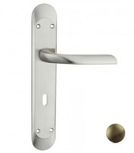 Πόμολο πόρτας No 34121 Πλάκα