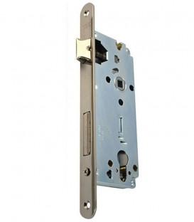 Κλειδαριά Ασφαλείας Νίκελ Οβάλ 45mm