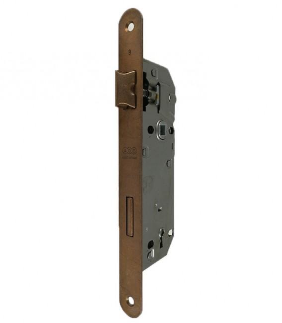 Κλειδαριά Μεσόπορτας Αντικέ Οβάλ K40-90mm