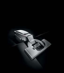 Μεντεσές Κουμπωτός με Φρένο 110° Ίσιος 16mm Blum