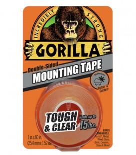 Ταινία Διπλής Όψης Gorilla 25.4mm x 1.52m