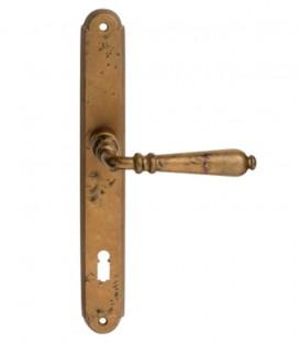 Πόμολο πόρτας No 1800 Stile Πλάκα