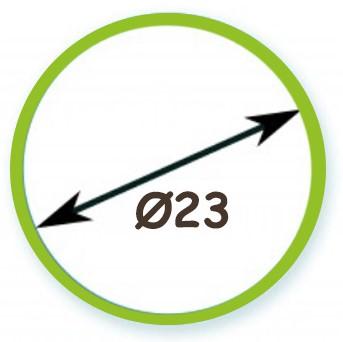 Διάμετρος Σωλήνα Φ23