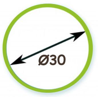 Διάμετρος Σωλήνα Φ30