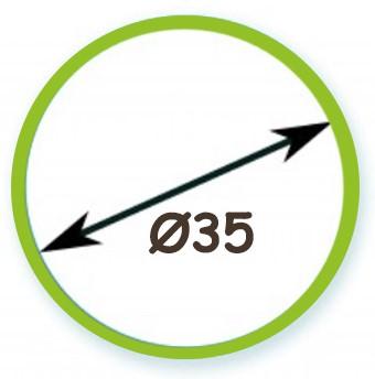 Διάμετρος Σωλήνα Φ35