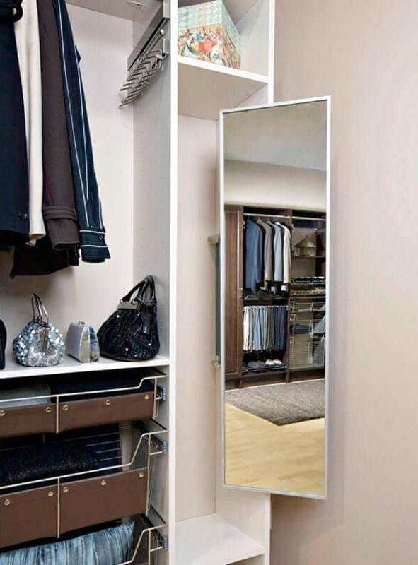 BuyforHome.gr Συρόμενος Καθρέφτης Αλουμινίου ντουλάπας No 334. Διαστάσεις: 120cm x 33,4cm